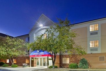 Hotel Candlewood Suites St Louis