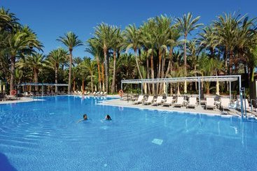 Hotel Riu Palace Oasis - Maspalomas