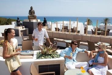 Hotel Riu La Mola - Playa Mitjorn