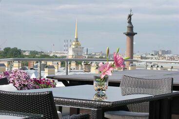 Kempinski Hotel Moika 22 St. Petersburg  - San Petersburgo