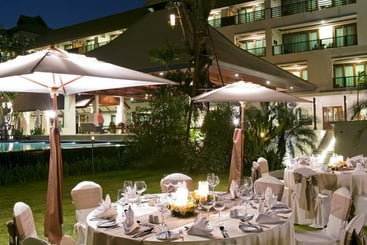 Ratilanna Riverside Spa Resort - Chiang Mai