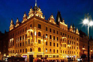 Kings Court - Praga