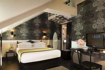 H tel des trois colleges paris partir de 73 destinia for Hotel de la sorbonne
