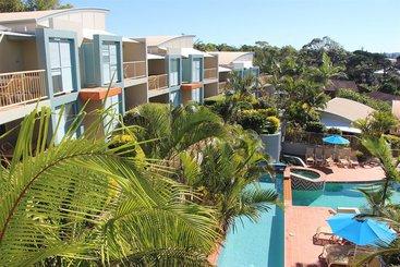 Hotel Headland Beach Resort