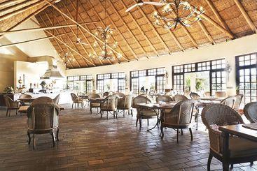 Ilala Lodge - Victoriawatervallen