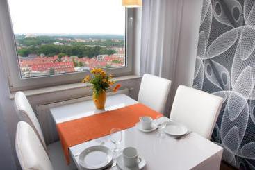 High Tower Apartamenty Szczecin - Szczecin