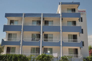 hotel safak beach kizlot the best offers with destinia. Black Bedroom Furniture Sets. Home Design Ideas