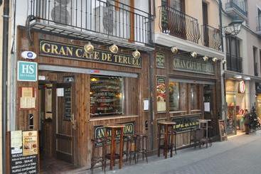 Hostal Alcazaba - Teruel