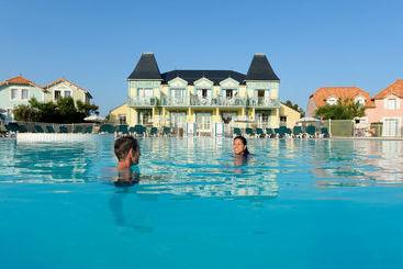 Hotel les jardins de l 39 atlantique talmont saint hilaire as melhores ofertas com destinia - Port bourgenay les jardins de l atlantique ...