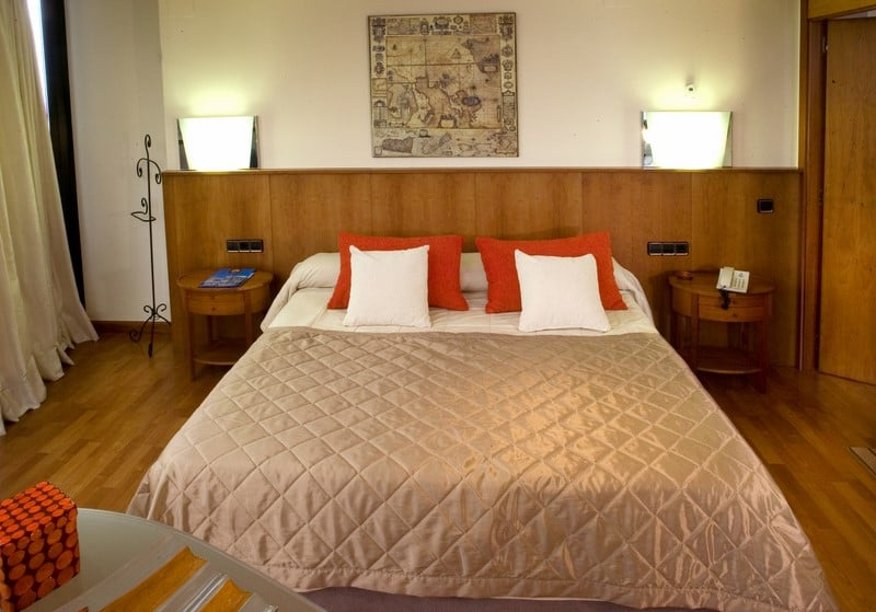 Zimmer Gran Hotel Bali Benidorm