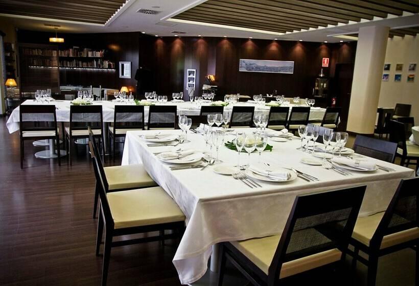 레스토랑 호텔 Abba Centrum Alicante 알리카트