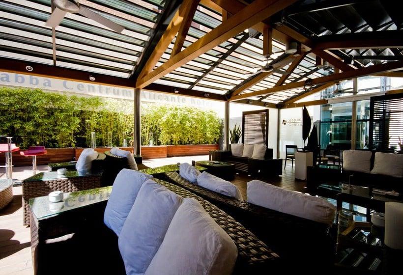Terrace Hotel Abba Centrum Alicante