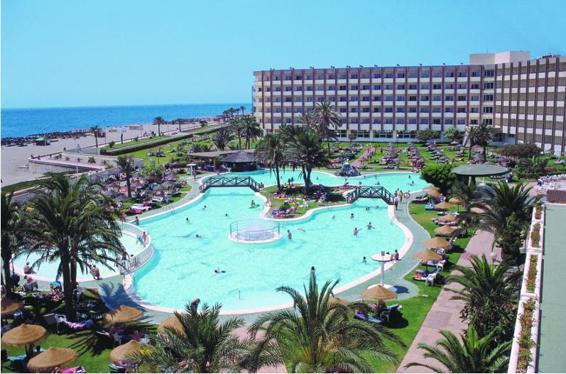 Hotel Evenia Zoraida Park Roquetas De Mar The Best