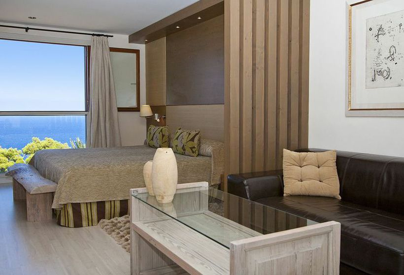 Chambre Hôtel Hoposa Costa D'or Deià