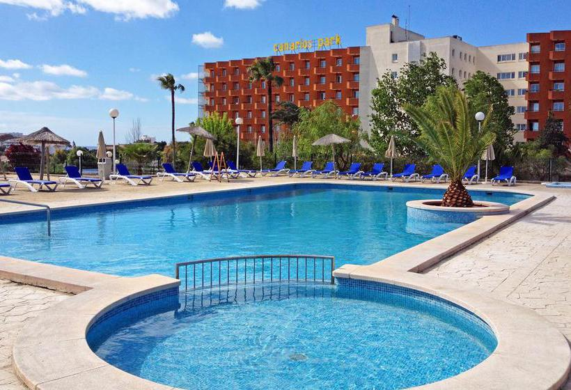 Swimming pool Hotel HSM Canarios Park Calas de Mallorca