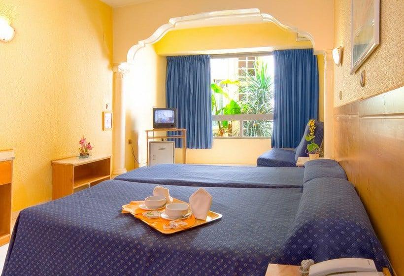 Room Hotel Magic Cristal Park Benidorm