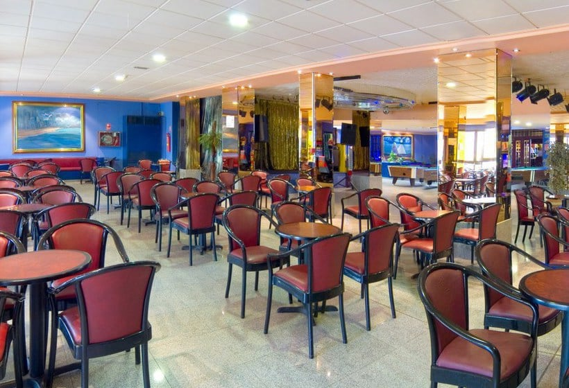 Cafeteria Hotel Magic Cristal Park Benidorm