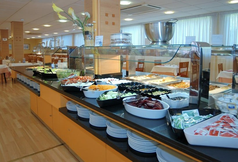 مطعم فندق Medplaya Regente بينيدورم