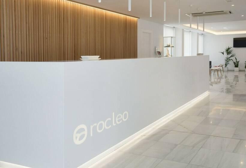 Front desk Hotel Roc Leo Can Pastilla