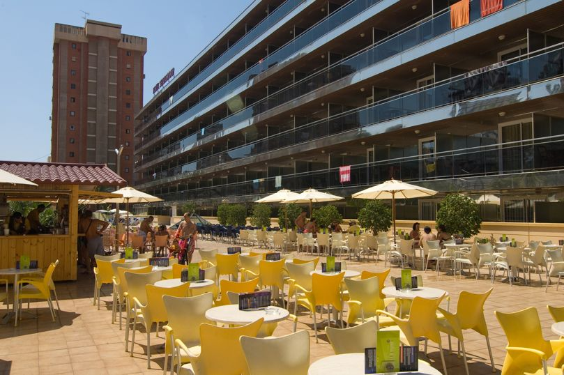Outside Hotel Servigroup Diplomatic Benidorm