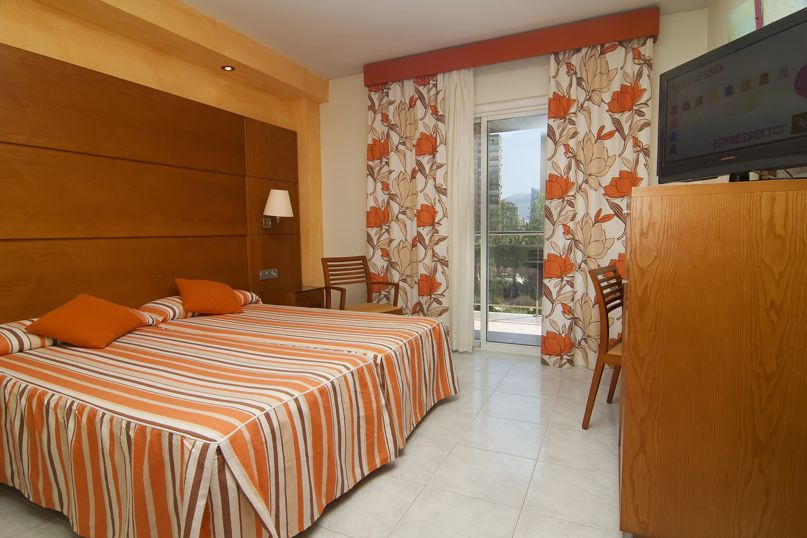 Room Hotel Servigroup Diplomatic Benidorm