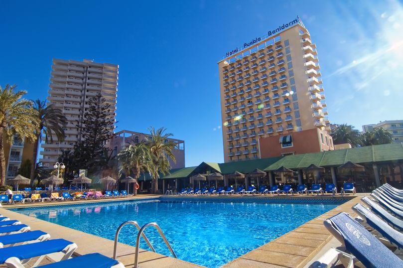 Hotel servigroup pueblo benidorm en benidorm destinia for Oferta hotel familiar benidorm
