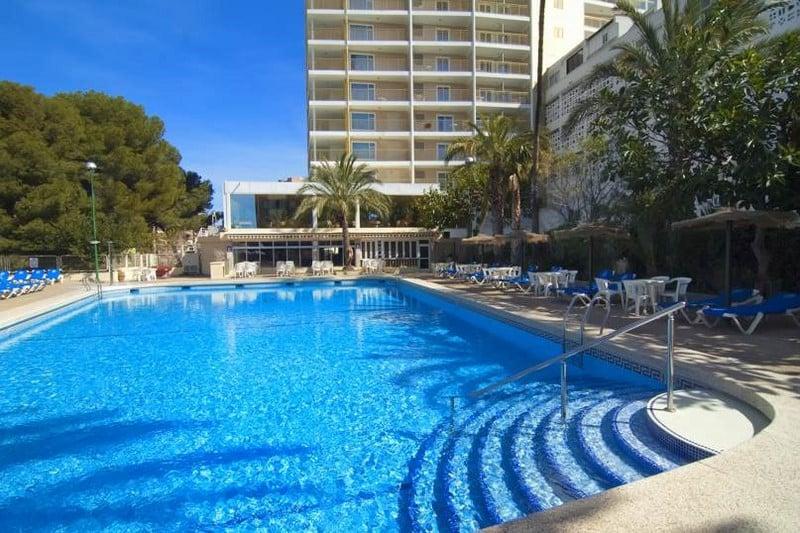 Piscina Hotel Servigroup Torre Dorada Benidorm
