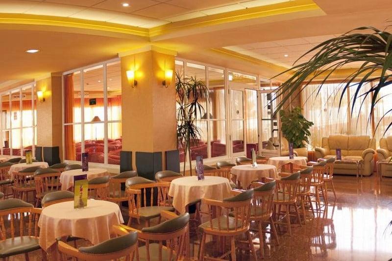Restaurante Hotel Servigroup Torre Dorada Benidorm