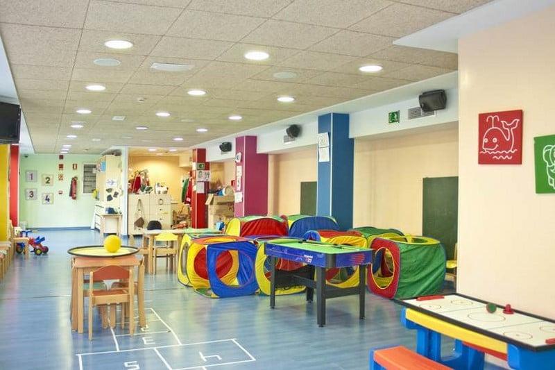 Instalaciones infantiles Hotel Servigroup Torre Dorada Benidorm