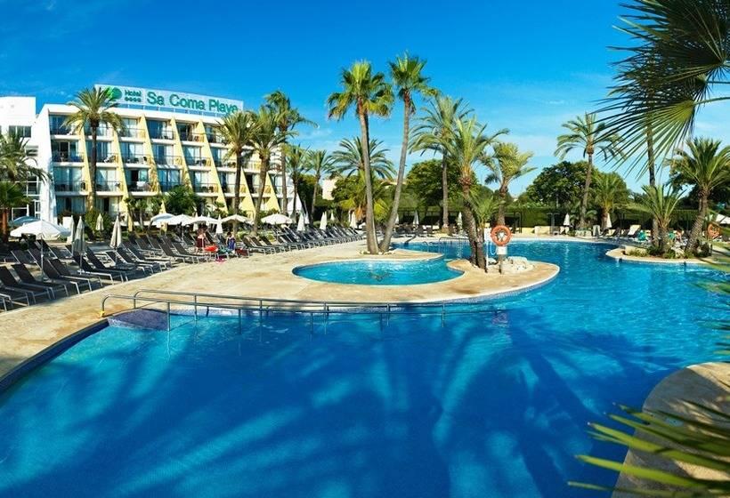 Rooms: Protur Sa Coma Playa Hotel & Spa In Sa Coma, Starting At £