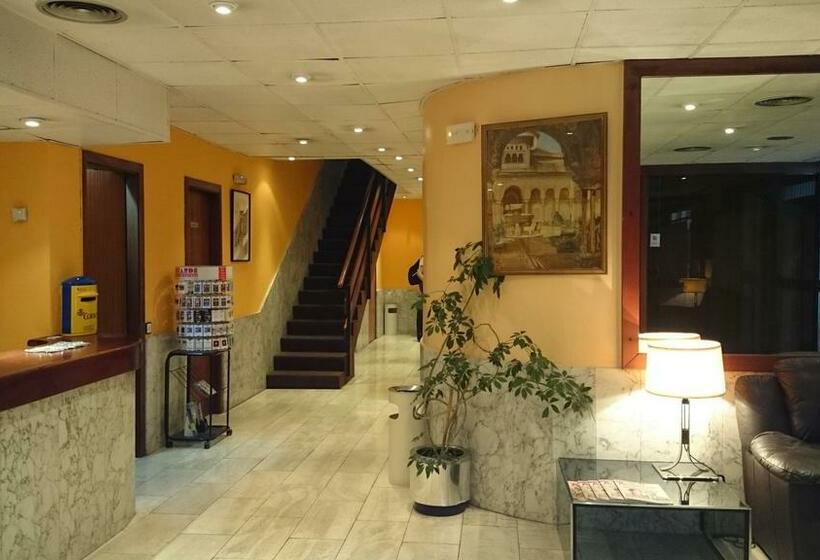 Réception Apartamentos Augusta Barcelone