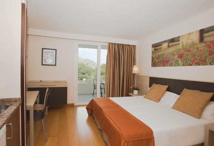 Aparthotel ivory playa em port d 39 alcudia desde 21 destinia for Appart hotel ivry