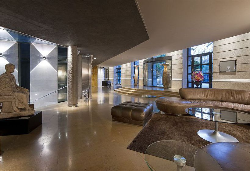 Common areas Claris Hotel Barcelona