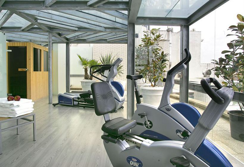Sport center Claris Hotel Barcelona