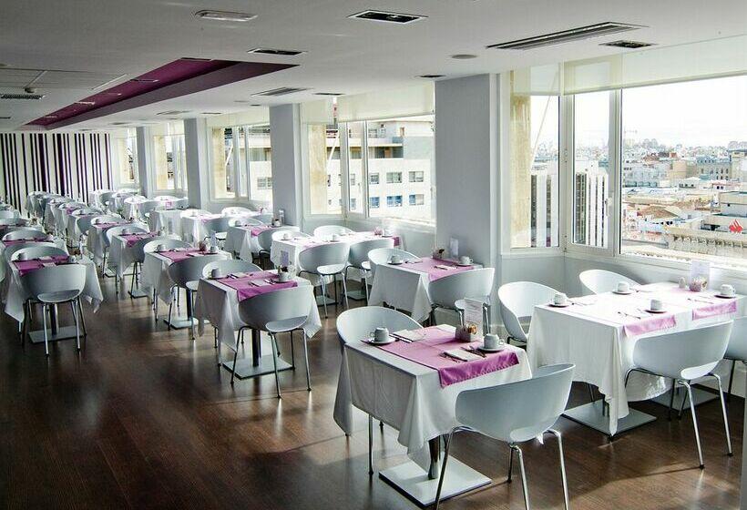 레스토랑 Ayre Hotel Astoria Palace 발렌시아