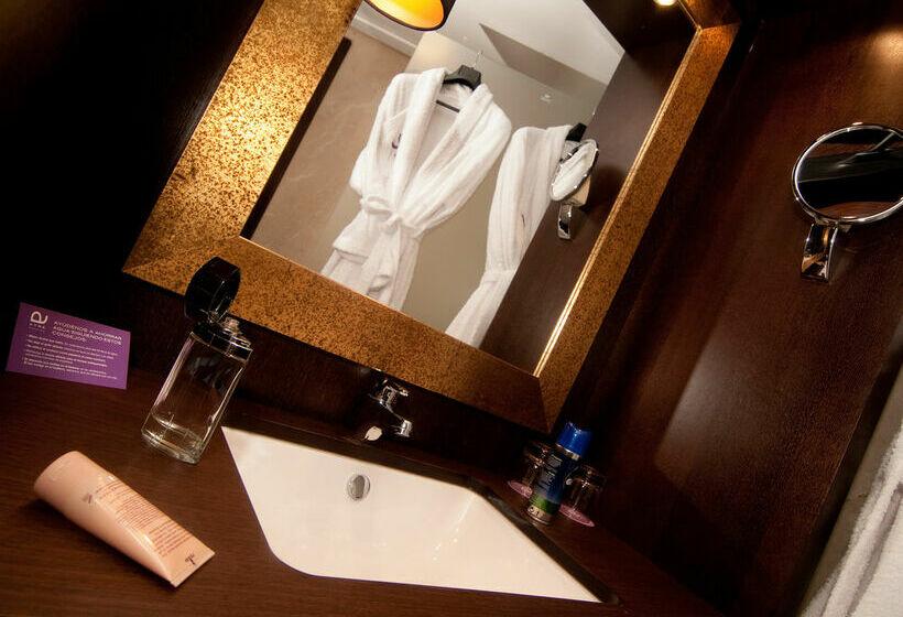 욕실 Ayre Hotel Astoria Palace 발렌시아