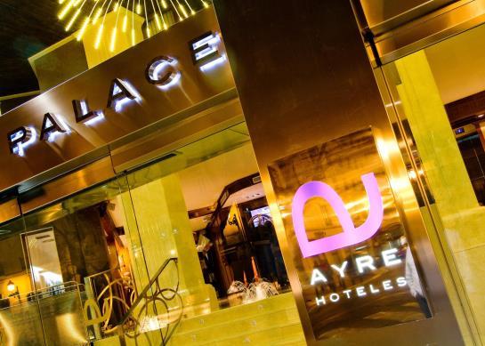 외관 Ayre Hotel Astoria Palace 발렌시아