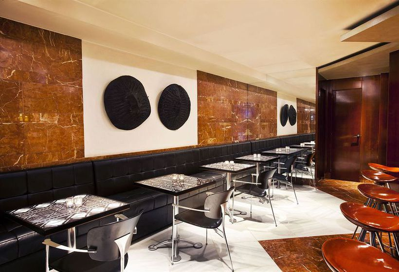 Restaurant Hotel Balmes Barcelona