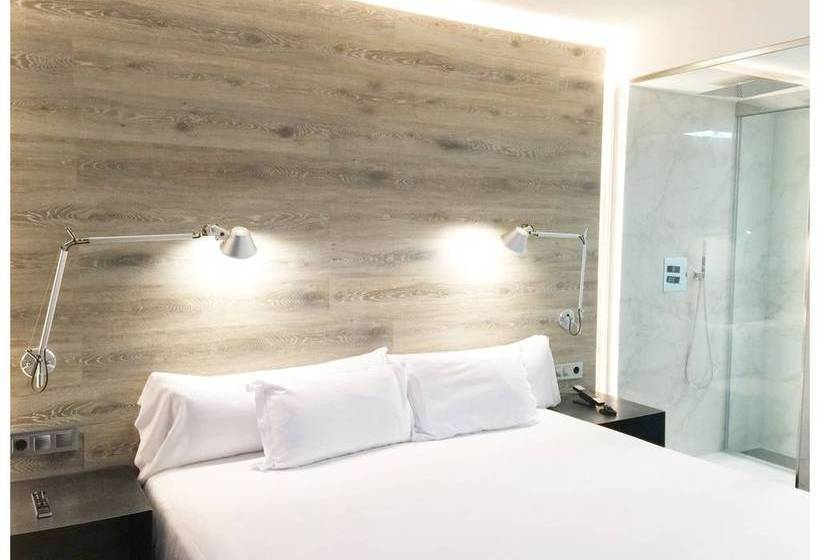 Quarto Hotel Best Western Alfa Aeropuerto Barcelona