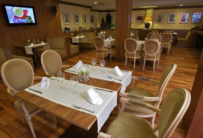 Restaurante Hotel Borgia Gandia