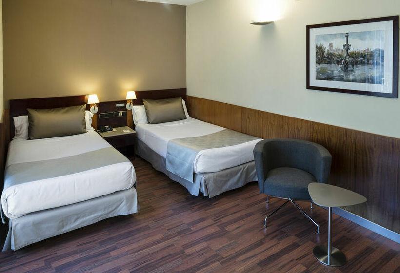 Hotel catalonia diagonal centro en barcelona destinia for Barcellona hotel centro economici