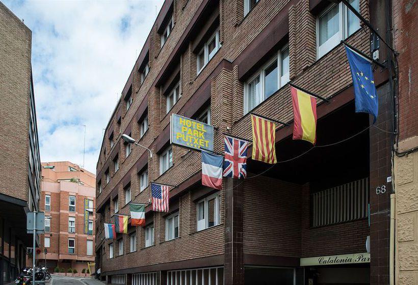 خارجي فندق Catalonia Park Putxet برشلونة