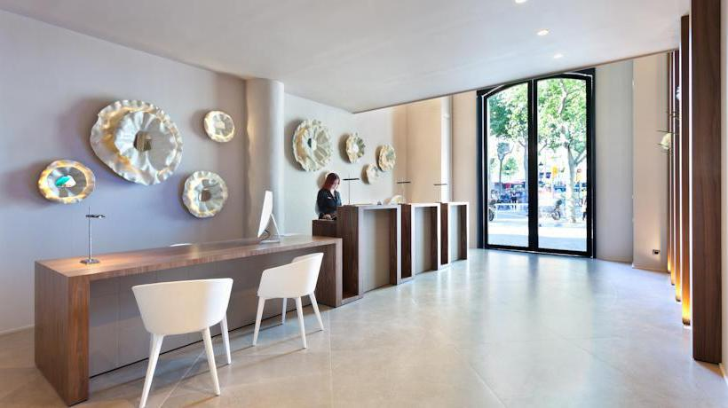 Recepción Hotel Condes de Barcelona