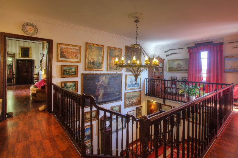 ホテル Del Almirante Es Castell