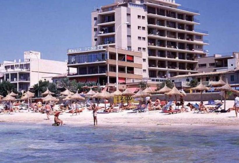Esterno Hotel Encant S'Arenal