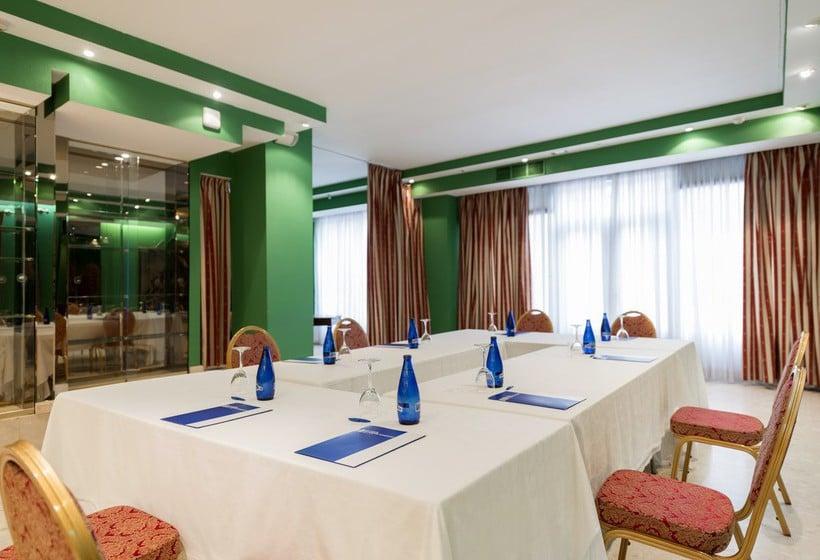 Meeting rooms Hotel Fernán González Burgos