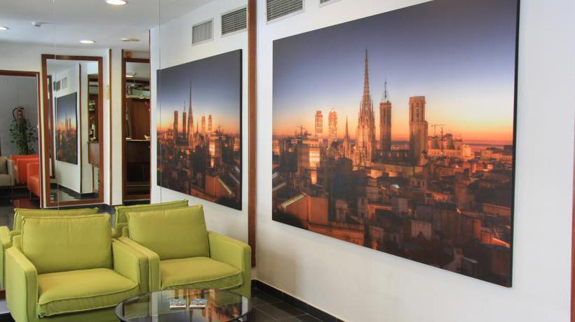 共同スペース ホテル H Top BCN City バルセロナ