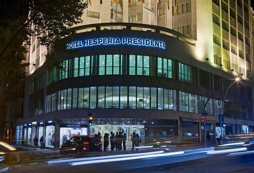 Hôtel Hesperia Presidente Barcelone