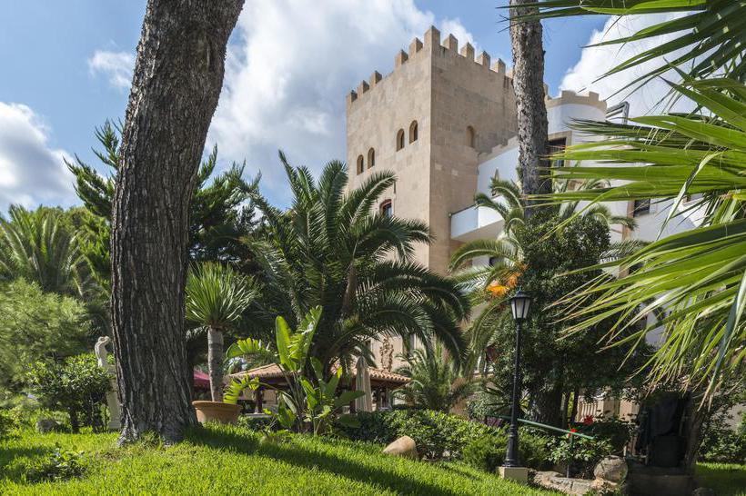 Espaces communs Hôtel Hesperia Mallorca Villamil Paguera