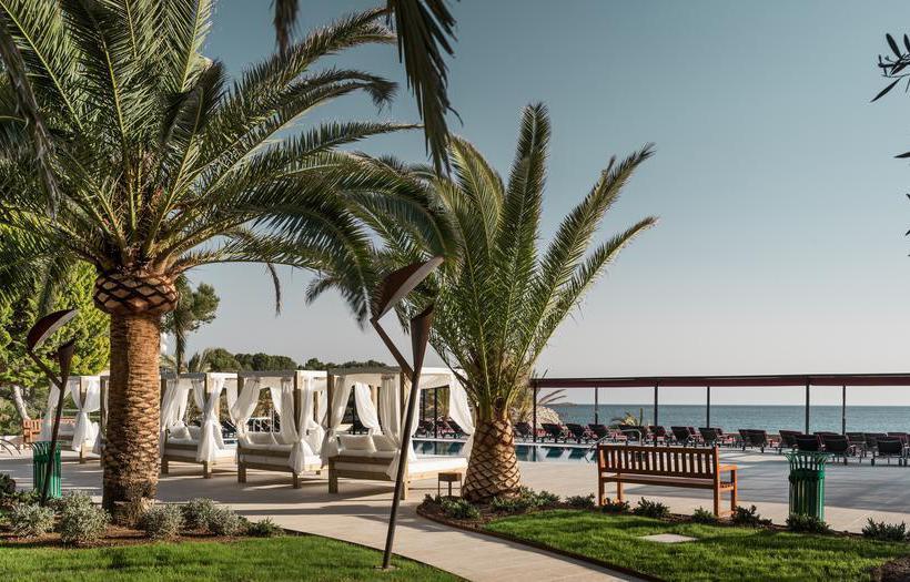 Common areas Hotel Hesperia Mallorca Villamil Paguera